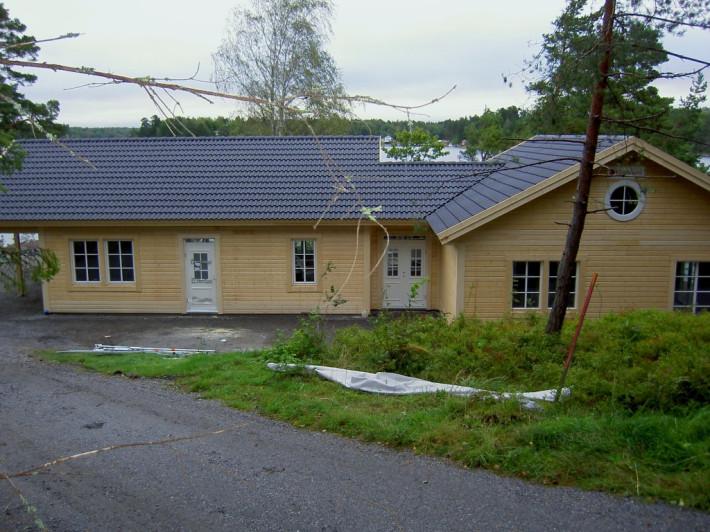 Entresida skärgårdshus Villa Blidö