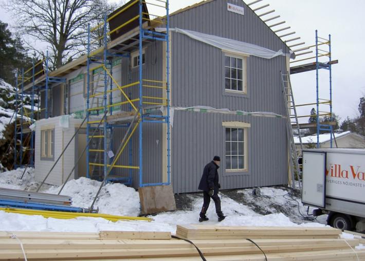 Villa Varm New Englandhus stomrest